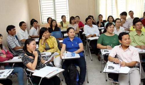 Bồi dưỡng giáo viên cốt cán toàn quốc: Tập trung vào nội dung nào? - Ảnh minh hoạ 3