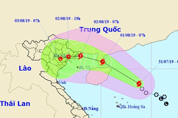 Sở GD&ĐT Sơn La chỉ đạo khẩn trường học về cơn bão số 3