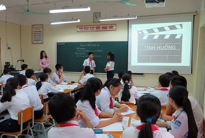 """Bài 5: """"Cú hích"""" trong hoạt động nghề nghiệp của giáo viên"""