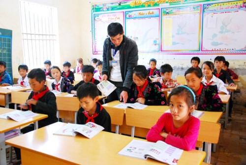 Hấp dẫn hóa dạy tiếng Việt cho học sinh dân tộc - Ảnh minh hoạ 2