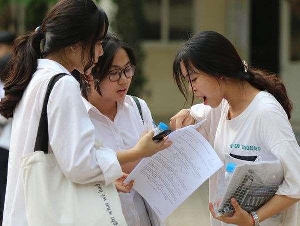 Cả nước có 0,5% bài thi trắc nghiệm thay đổi điểm sau phúc khảo