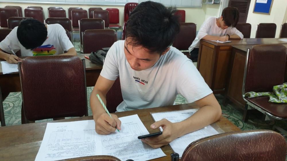 Gần 9.000 thí sinh Nghệ An thay đổi nguyện vọng xét tuyển Đại học