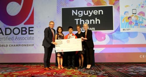 HS Việt Nam giành giải tại cuộc thi Thiết kế đồ họa thế giới 2019 - Ảnh minh hoạ 2