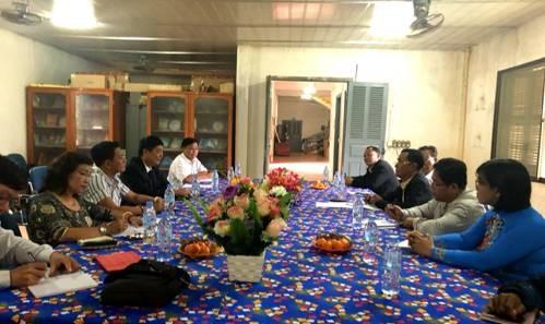 Đắk Lắk triển khai hợp tác giáo dục, đào tạo với tỉnh Mondulkiri - Campuchia