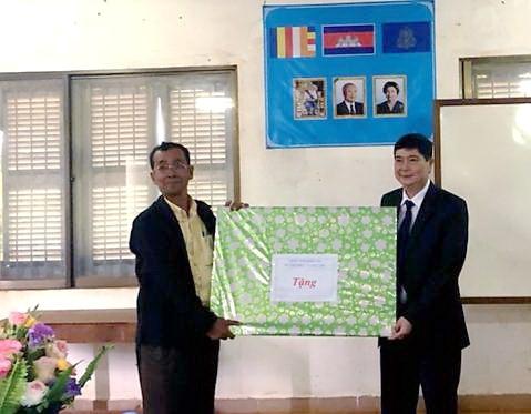Đắk Lắk triển khai hợp tác giáo dục, đào tạo với tỉnh Mondulkiri - Campuchia - Ảnh minh hoạ 2
