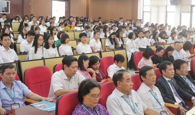 Học viện Tài chính khai giảng năm học mới hệ chính quy