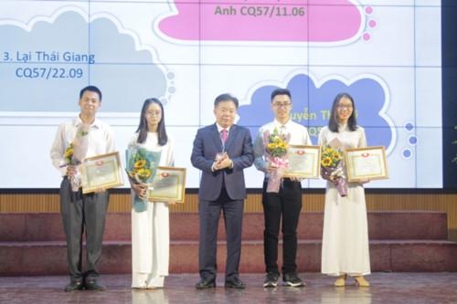 Học viện Tài chính khai giảng năm học mới hệ chính quy - Ảnh minh hoạ 3