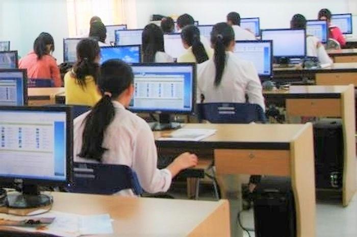 Công bố kết luận thanh tra về tổ chức, hoạt động trung tâm ngoại ngữ, tin học
