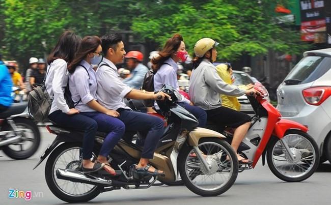 An ninh, an toàn trường học: Nỗ lực giảm tai nạn giao thông trong học sinh, sinh viên