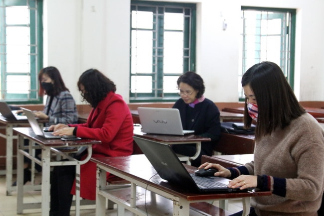 Dạy học online để học sinh không bị gián đoạn kiến thức - Ảnh minh hoạ 2