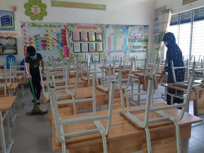 Khánh Hoà: Học sinh đi học trở lại từ 17/2
