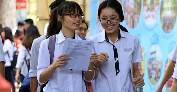 Trường ĐH Mở Hà Nội: 3.200 chỉ tiêu xét tuyển sử dụng kết quả thi tốt nghiệp THPT