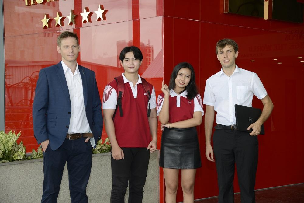 Trường Đại học Quốc tế Hồng Bàng kỉ niệm 23 năm thành lập - Ảnh minh hoạ 2