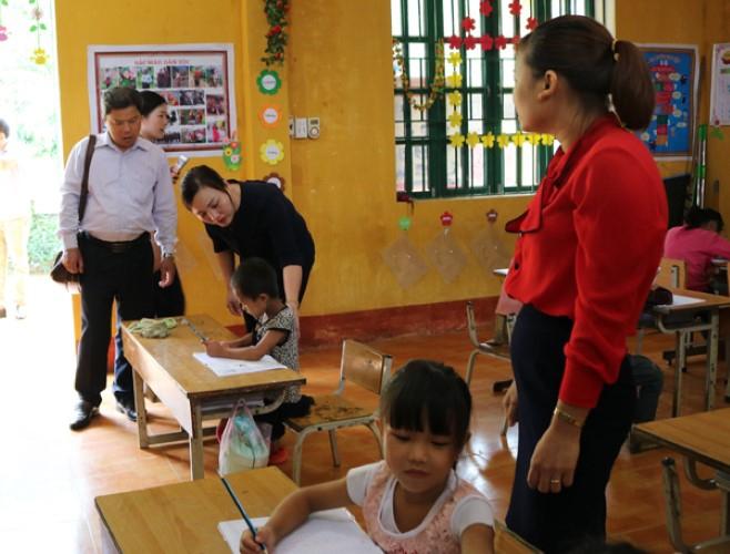 Rà soát cơ sở vật chất trường học tại Lào Cai: Kiểm tra từ chi tiết nhỏ nhất - Ảnh minh hoạ 2