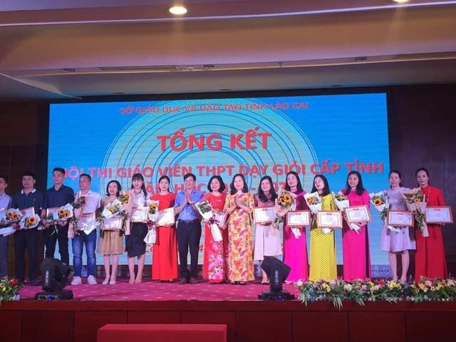 Lào Cai: 322 CBQL, GV thi tài tại Hội thi giáo viên THPT dạy giỏi