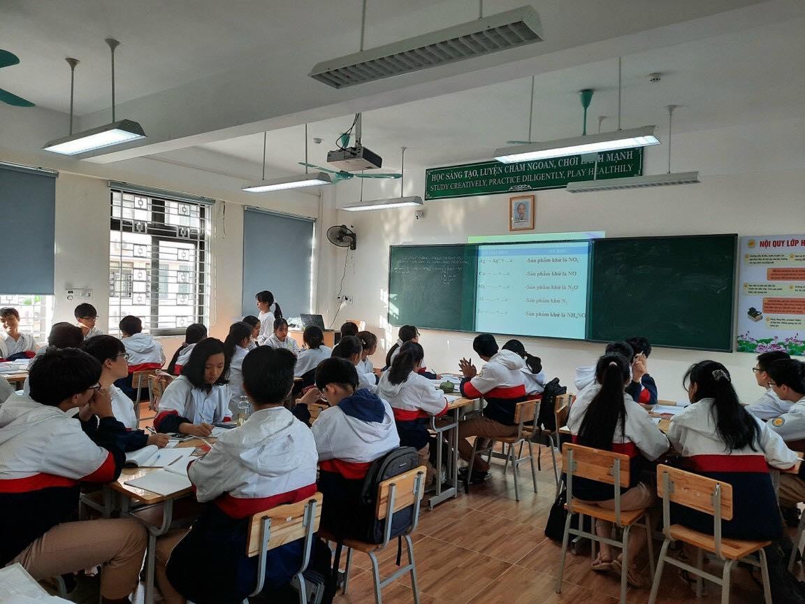 Lào Cai: 322 CBQL, GV thi tài tại Hội thi giáo viên THPT dạy giỏi - Ảnh minh hoạ 2