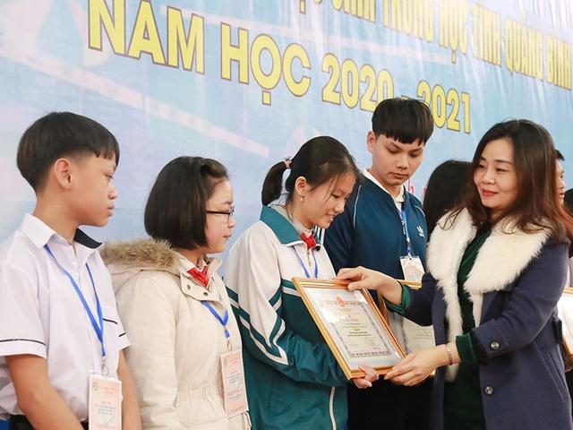 Hội thi KHKT ngành GD&ĐT Quảng Bình: Sáng kiến phục vụ đời sống lên ngôi