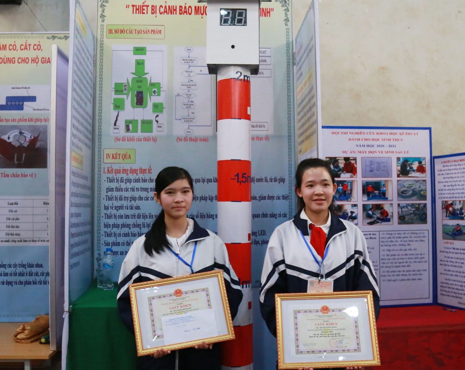 Hội thi KHKT ngành GD&ĐT Quảng Bình: Sáng kiến phục vụ đời sống lên ngôi - Ảnh minh hoạ 2